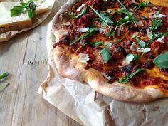 Rustic Pizza Dough Recipe - Ciao Florentina