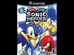 Sonic Heroes [Greatest Hits] (Sony PlayStation Listed for charity Gamecube Games, Xbox Games, Playstation 2, Wii, Videogames, Sonic The Hedgehog, Games On Sale, Nintendo, Game Sonic