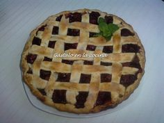 tarta de cerezas (cherry pie)