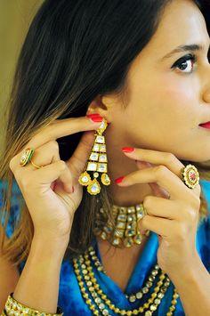 Indian Wedding Jewelry #TanishqWeddings