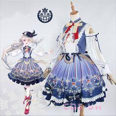 刀剣乱舞 今剣 いまのつるぎ ロリータ風 コスプレ衣装 洋装 ゴスロリ Cosplay Outfits, Anime Outfits, Mode Outfits, Cosplay Costumes, Kawaii Fashion, Lolita Fashion, Cute Fashion, Kawaii Dress, Kawaii Clothes