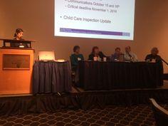 New Deputy Secretary Suzann Morris provides 2016 Summit participants an OCDEL update.