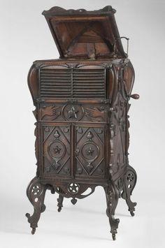 Victrola Cabinet William Plummer 1915-30