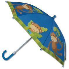 A great gift for kids - Stephen Joseph Monkey Umbrella!