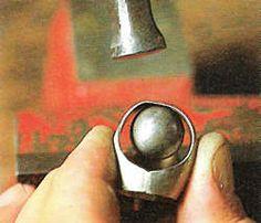 [Ganoksin] Jewelry Making - Project - Hollow Ring