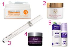Nicole Cantanese's Skin Care Product Tips - via RTR's blog