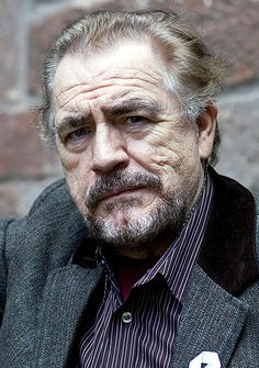 Brian Cox - truly a talented actor with amazing range!