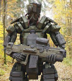 ArtStation - Amak Robot Soldier, Michael Weisheim Beresin Drones, Combat Robot, Character Rigging, Robot Animal, Robots Characters, Future Soldier, Man Of War, Robot Concept Art, Robot Design