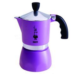 Espresso Maker Fiammetta Purple, £20.50, now featured on Fab.