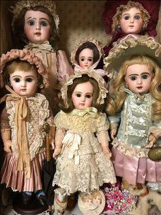 My dolls