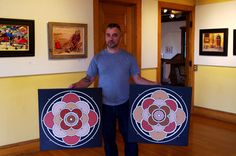 The Hemisphere canvases are now on sale!  They were $3,200 - now $1,000 plus shipping.    http://www.briansylvesterart.com/p/shop_1.html