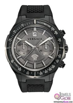 versace men's watch. Getting him this for Christmas.   Shhhh.., don't tell him ;)