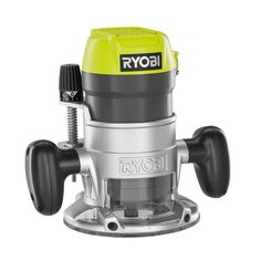 Ryobi 8.5-Amp Fixed Base Router Woodworking Power Tools, Router Woodworking, Woodworking Patterns, Woodworking Videos, Woodworking Shop, Woodworking Projects, Woodworking Equipment, Woodworking Fasteners, Woodworking Magazines
