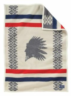 Pendelton Heroic Chief Blanket