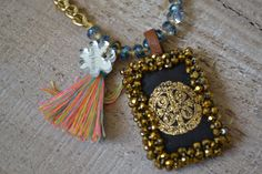 Scapular Necklace