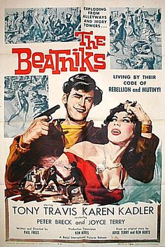 The Beatnik movement introduced Asian religions to the Western society. Description from medlibrary.org. I searched for this on bing.com/images