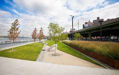 The West Harlem Piers Park by W Architecture «  Landscape Architecture Works   Landezine