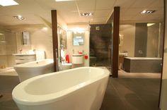 Lewis Charles Showroom #bathrooms #design