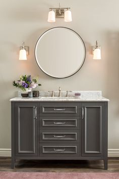 Find the perfect vanity for your space. Let our Project Experts help!