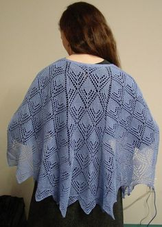 no, all-over lace - Faroese-Style Lace by Myrna A.I. Stahman