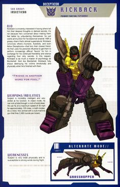 Transformers Universe - Gallery: Universe Insecticons
