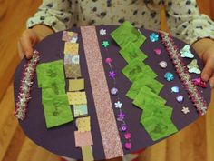 Cool project from www.kiwicrate.com/diy: Easter Egg Collage
