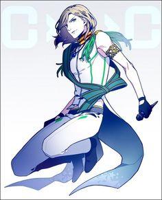 Uta no Prince-sama - Camus - C>>>C