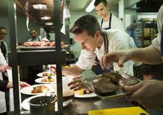 #YorkshireLife Luncheon - Raithwaite Hall, #Whitby. Raithwaite Estate head chef Martin Pick.