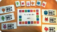 La nature des mots - Site de jauraisduetrefleuriste ! Classroom Management, Teaching, How To Plan, Frame, Grade 3, Decorations, Logo, School, Ideas