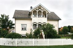 Systemhus – bygger hus og hytter over hele landet Skagen, Home Fashion, Cabin, House Styles, Ideas, Design, Home Decor, Decoration Home, Room Decor