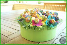 Un prato pieno di Chupa Chups lollipops - Tweedot blog magazine