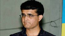 "Former skipper Sourav Ganguly on Thursday preferred to remain tight-lipped on whether he is a possible contender for next coach of the Indian cricket team, saying ""let's not speculate""."