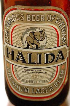 Halida Beer, Vietnam