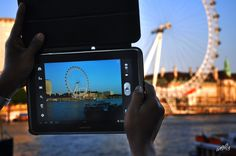 London Eye x 2