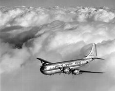 Boeing 377 Stratocruiser: Early 1950's