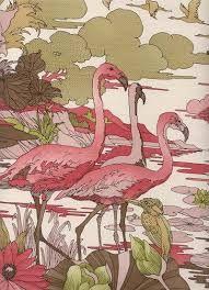 Bildresultat för flamingotapet