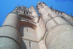 * Catedral de Santa Cecília * Albi, França.