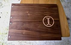 Special Request Wooden Walnut by InfusedMotif on Etsy, $170.00