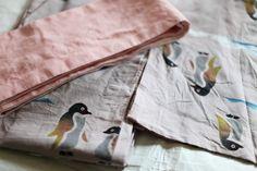 ペンギン柄浴衣 - slowplus.