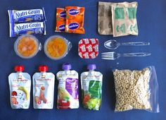 72-Hour Emergency Kits for Babies...what to pack and why to pack it. This is a great list!!
