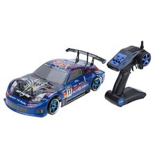 (299.99$)  Watch more here - http://aiv66.worlditems.win/all/product.php?id=RM3804EU - Original HSP 94123 2.4Ghz Transmitter Eletronic Powered Brushless ESC 1/10 Flying Fish On-road Drifting RTR 4WD RC Car with 12307 Body