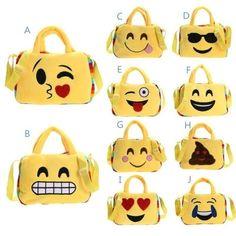 Description:Kids Emoji Face Plush Backpack Purse Girl Boy School Shoulder Bag Crossbody HandbagThe stylish and cute bag will make you more fashion. Emoji Backpack, Backpack Purse, Purse Crossbody, Handbags For School, School Bags, Shoulder Bags For School, Medium Crossbody Bags, Cute Handbags, Kids Backpacks