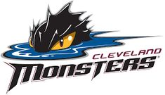 The Cleveland Cavaliers aren't the only CLE team in a playoff battle this spring. The Lake Erie Monsters hockey team is getting ready for their second appearance in the Amer… Ice Hockey Teams, Hockey Logos, Sports Team Logos, Sports Teams, Hockey Mom, Sports Art, Best Team Names, Rockford Icehogs, Poster