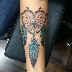 100 Most Popular Dreamcatcher Tattoos & Meanings