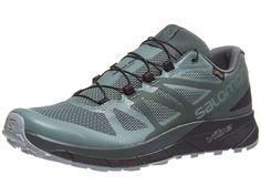 e5ebcc4974ea Salomon Sense Ride GTX Men s Shoes Balsam Green