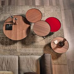 Cattelan Italia BILLY WOOD Designer Couchtisch   Design Studio Kronos    Empor.de
