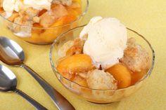 Dessert Recipe: Peach Cobbler