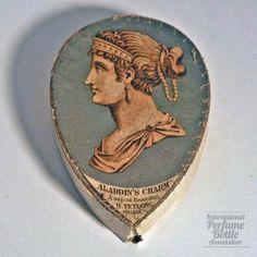 Tetlow's - Aladdin's Charm .Face Powder Box 1880.