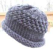 free hat knitting pattern Jurisprudence - via @Craftsy