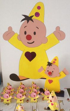 Bumba party 2nd Birthday, Birthday Parties, Foto Frame, Party Themes, Baby Gifts, Pikachu, Crafts For Kids, Birthdays, Education